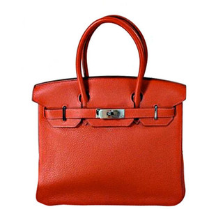 dark red hermes birkin handbag