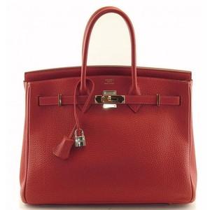 maroon red hermes birkin handbag
