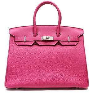 pink hermes birkin handbag
