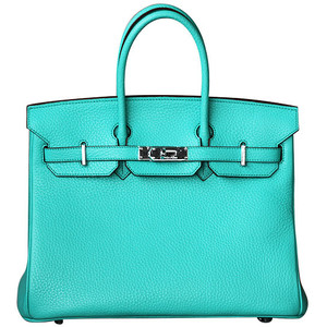 tiffany blue hermes birkin handbag
