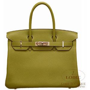 khaki green hermes birkin handbag
