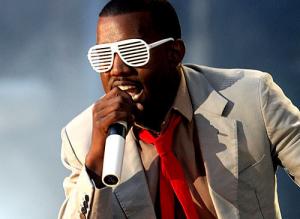 Kanye West Shutter Shades