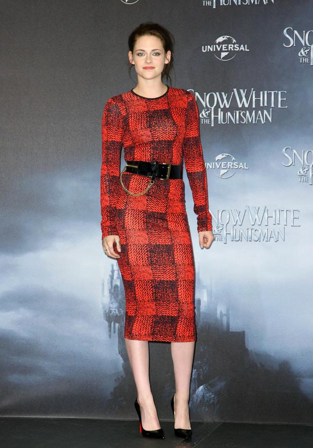 Kristen Stewart at berlin premiere