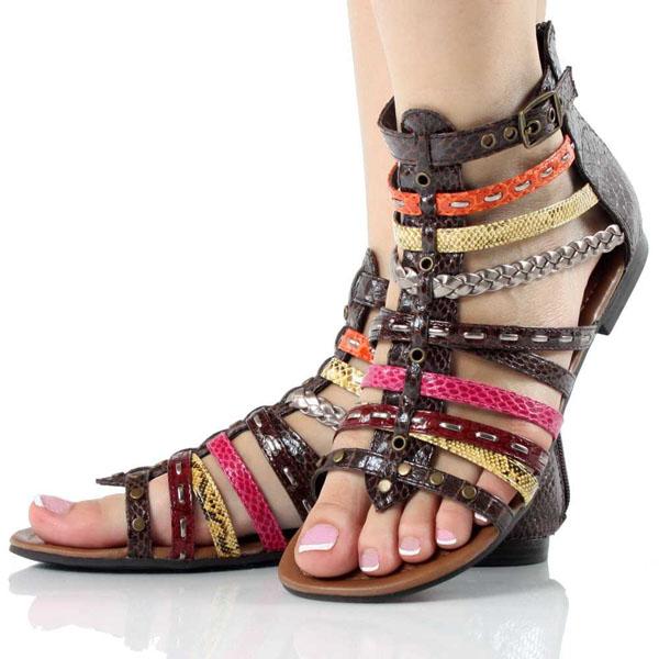 Sandals for Summer 2012