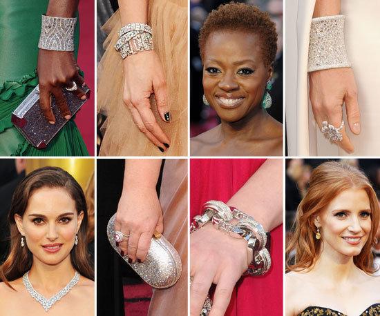 celebrity Jewellery 2012
