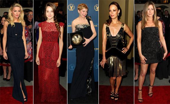 celebrity clothing 2012