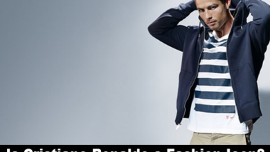 cristiano ronaldo fashion 2012