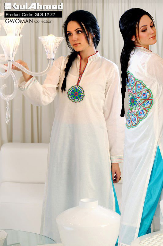 gul ahmed 2012 lawn collection
