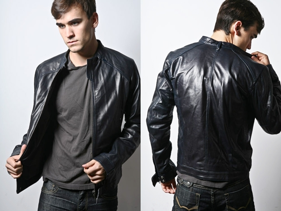 Leather Jackets For Men Span Genres - Fashion and Lifestyle Trends ...