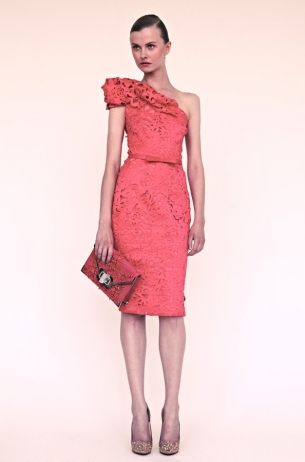 marchesa resort dress image