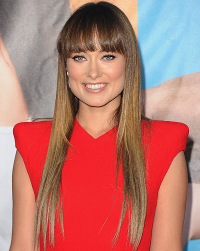 olivia wilde hair colour