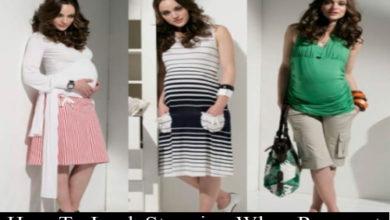 pregnant women fashion