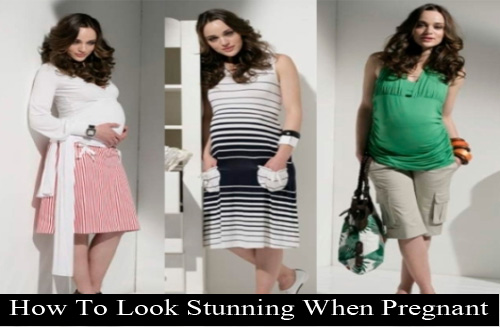 pregnant women fashion