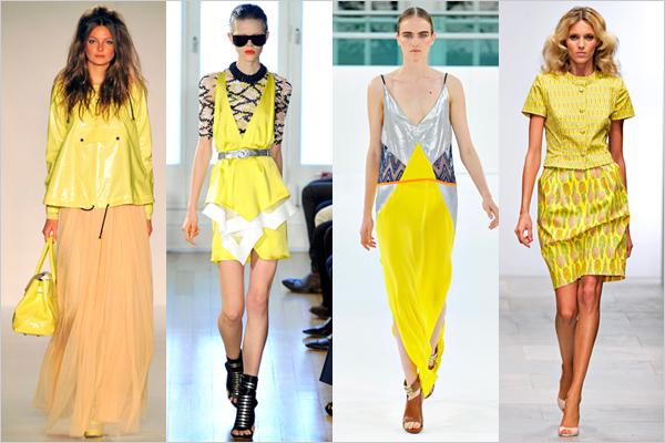 London Fashion Week Spring 2012