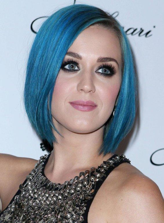 katy perry 2012 hair