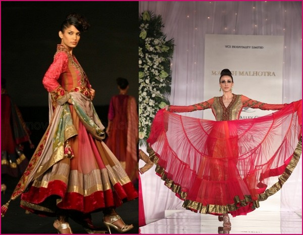 manish malhotra 2012 collection