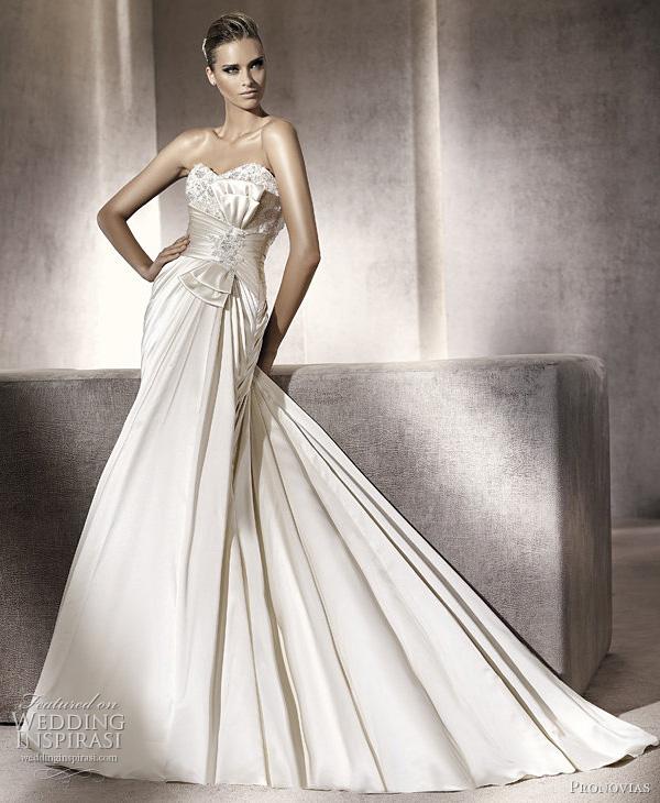 pronovias palermo 2012 bridal gowns
