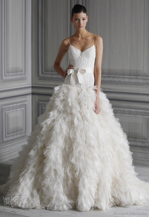 wedding gowns 2012