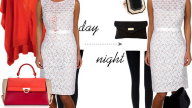 day and night outfits