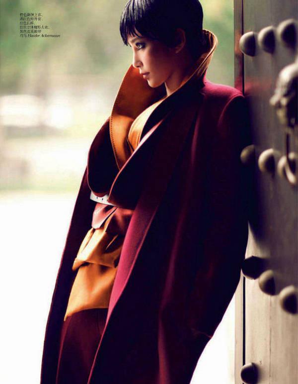 Li Bingbing 2012 Photos