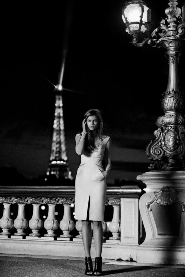 Taylor Hill Elle 2012