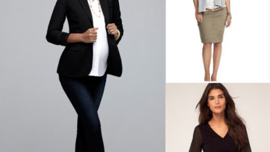 Women Maternity Office Fashion Clothes