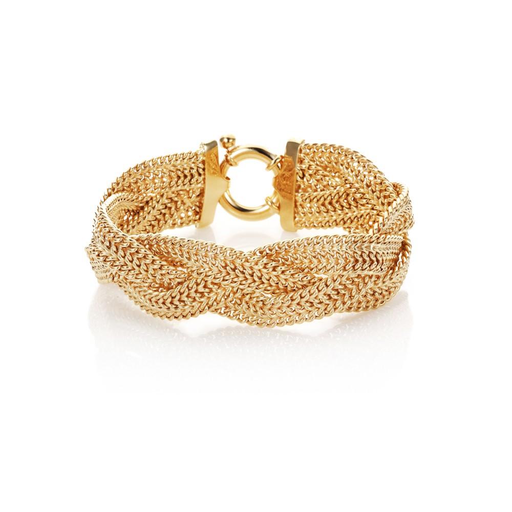 gold vermeil bracelets