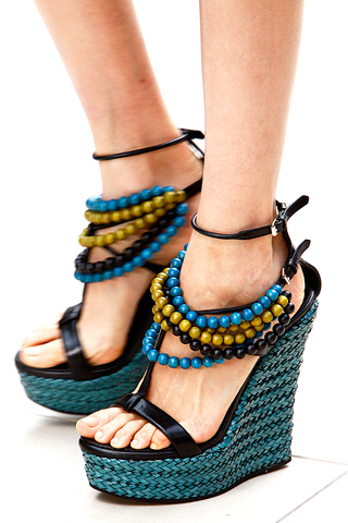summer shoe trends 2012