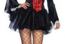 vampire costumes for women