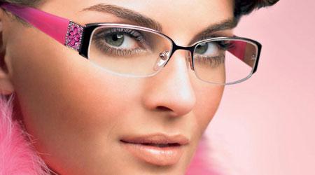 Amazing Choosing Glasses To Flatter Your Face Shape Fashion And Short Hairstyles Gunalazisus