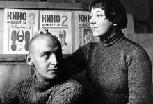 1920s Rodchenko and Stepanova