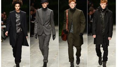 mens winter fashions