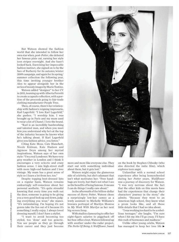 Emma Watson 2013 Images