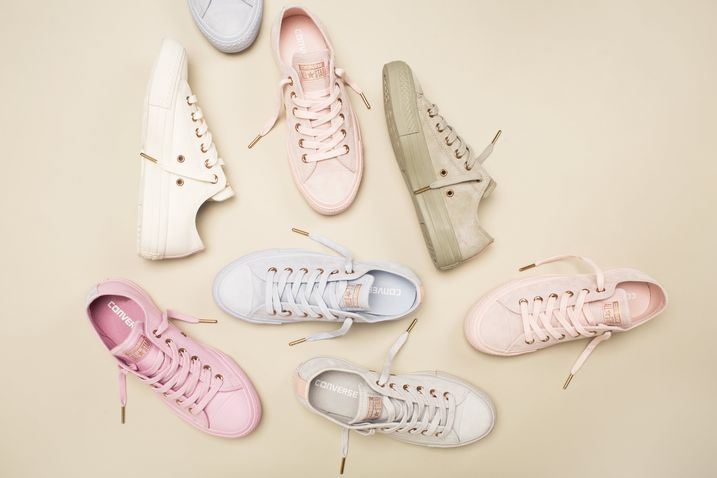 09ebb9459139 The new pastel Converse range for spring! - Fashion and Lifestyle ...