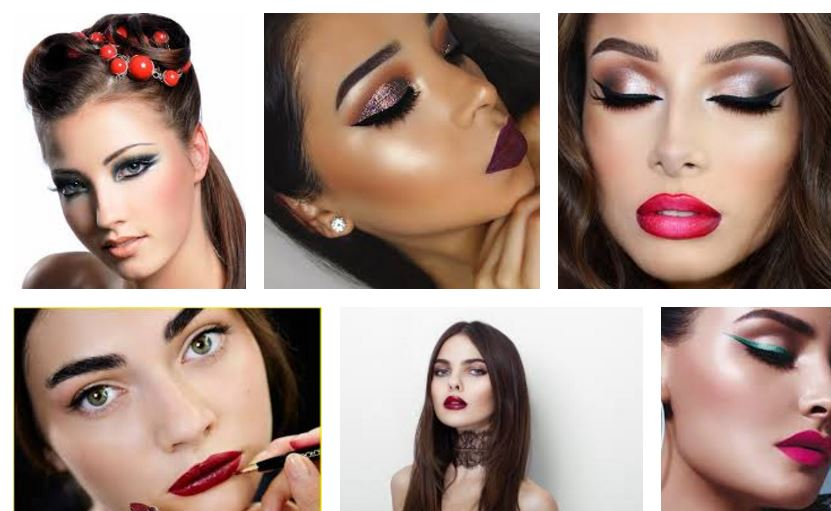 Party Make-Up Tips