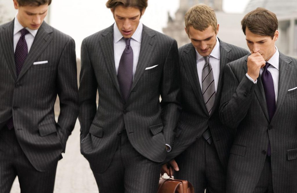 Buying Bespoke Suits