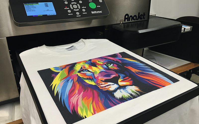 T-Shirts Digital Printing