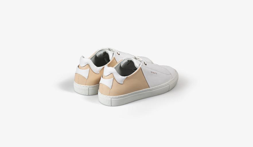 Designer Leather Sneaker
