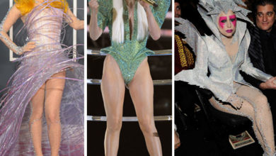 lady gaga outlandish fashion