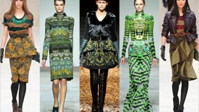 london fashion week fall 2012