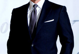 james bond suit