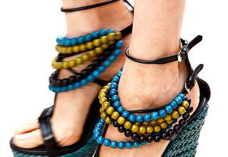 summer shoe trends 2012