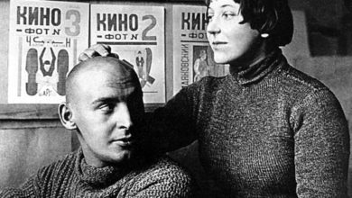 1920s Rodchenko and Stepanova
