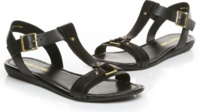 flat summer sandals
